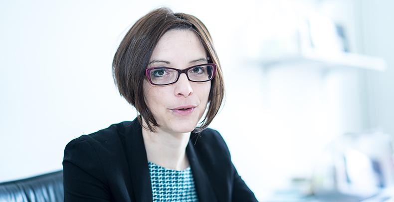 Célia Blauel: «Les villes possèdent un temps d'avance en matière de transition énergétique»